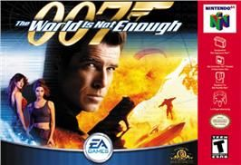 007 The World Is Not Enough 2000 Nintendo 64 Juegos Retro