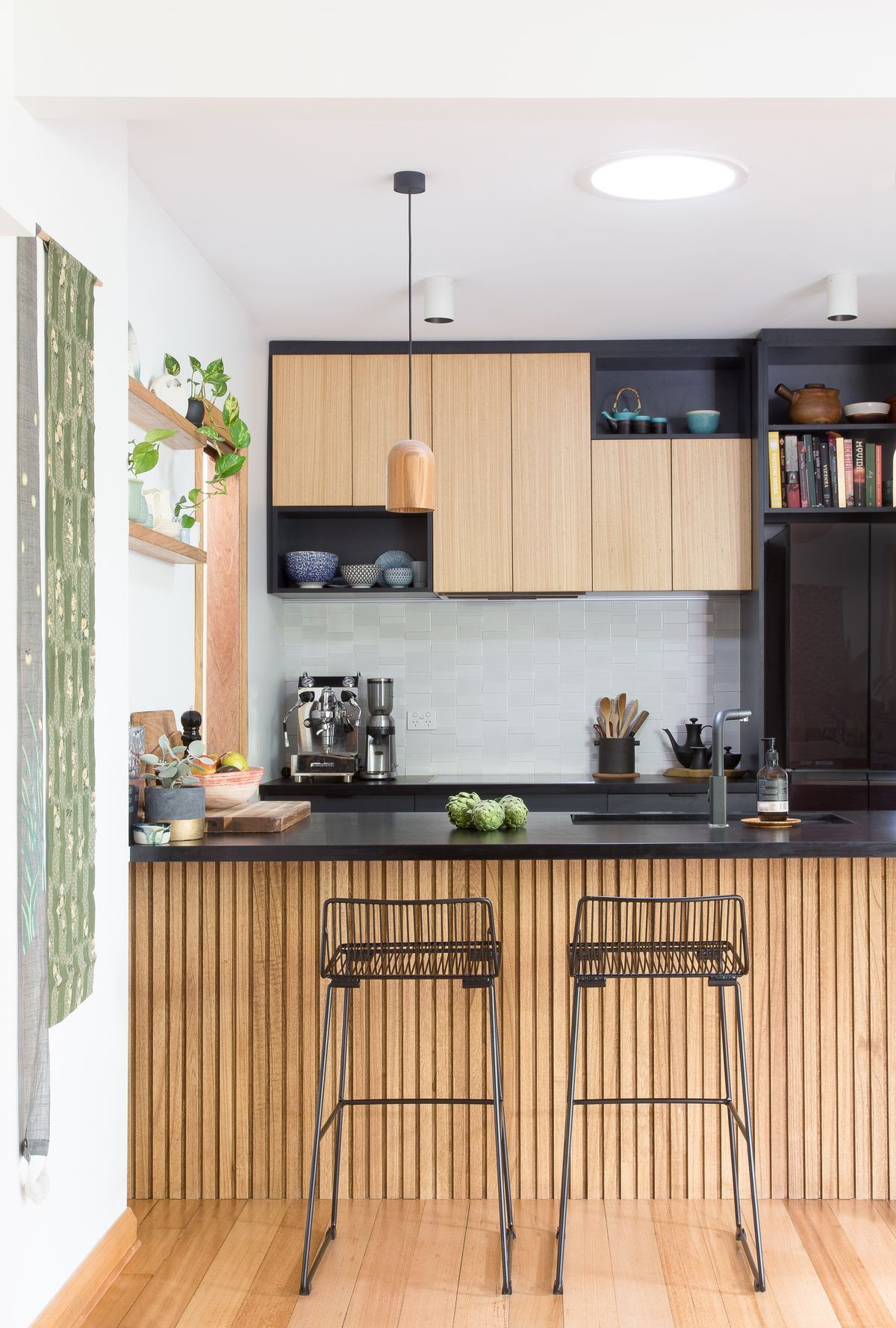 Gallery Of Collingwood Compact By Brave New Eco In Collingwood Vic Australia 3 Kitchen Interior Kitchen Inspiration Design Interior Design Kitchen