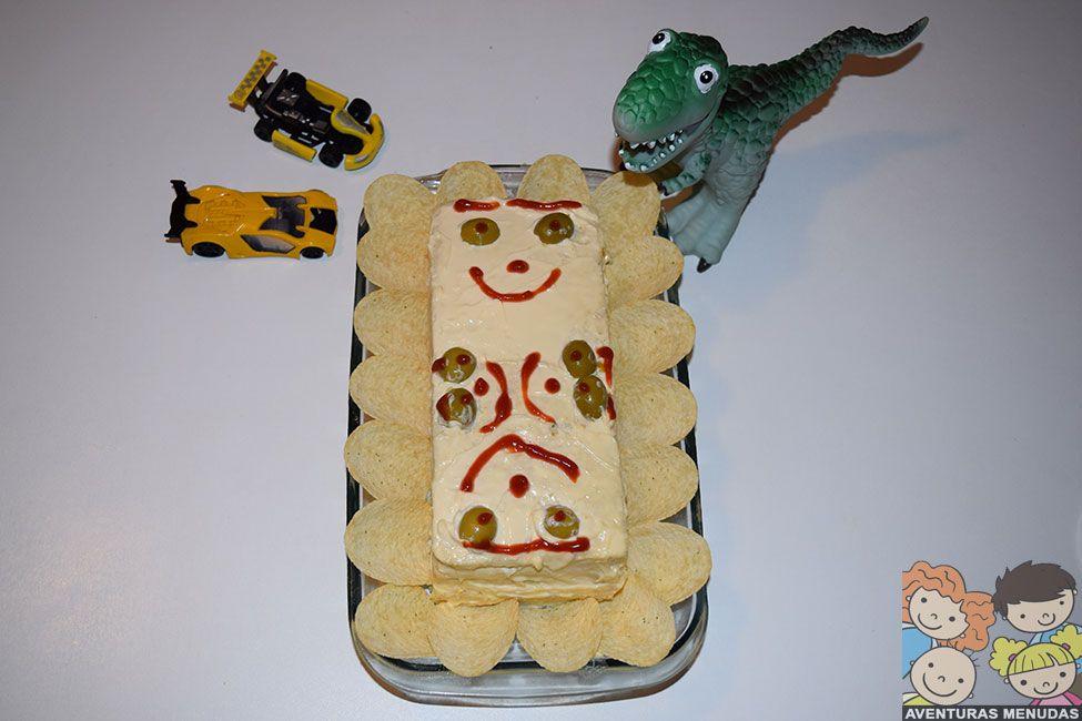 JUEVES EN LA COCINA: Pastel de At�n f�cil (para hacer con ni�os)