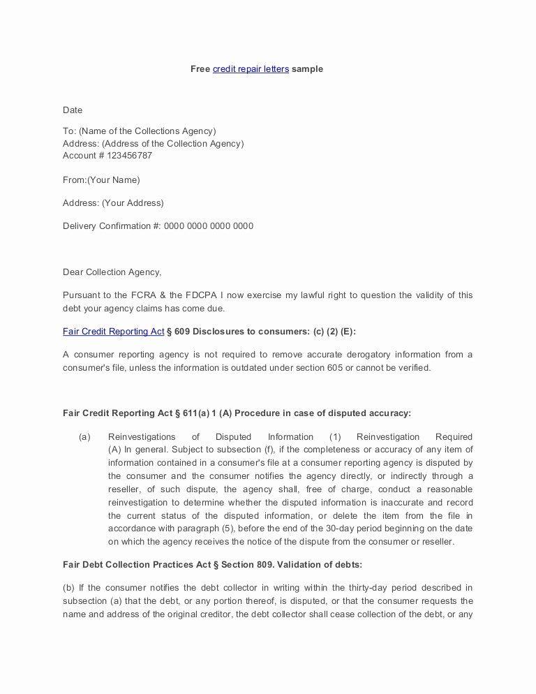 Billing Dispute Letter Template Luxury Billing Dispute