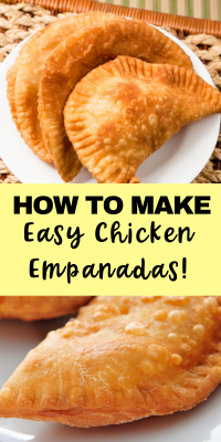 How to Make Baked Pastelillo {Empanadas} with Chic