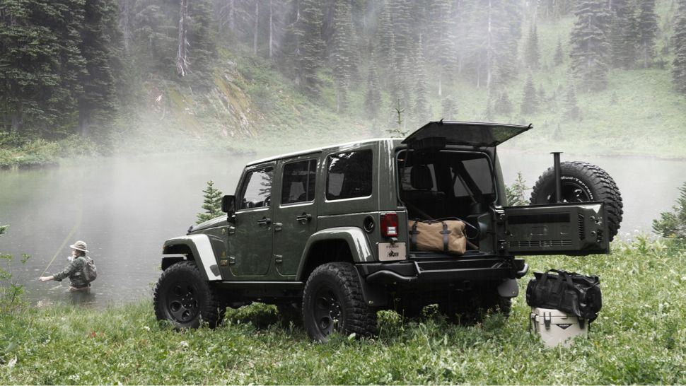 Is This 70 000 Luxury Jeep Wrangler A Better Buy Than A Range