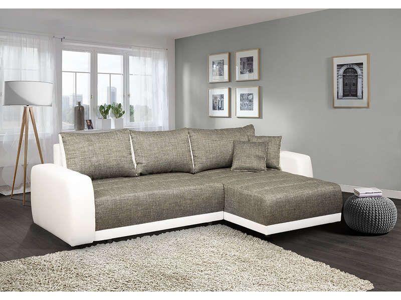 canap d 39 angle convertible et r versible 5 places venus. Black Bedroom Furniture Sets. Home Design Ideas