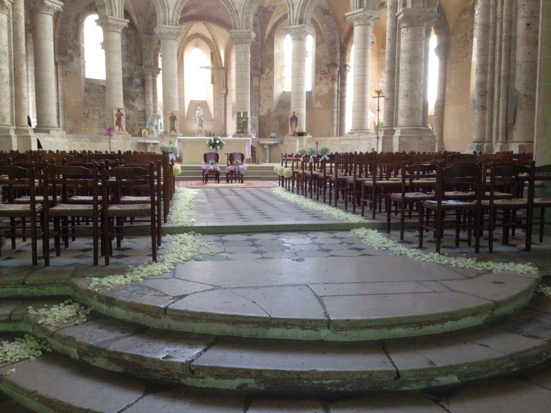 Mariage ch¢teau d Esclimont église de Gallardon
