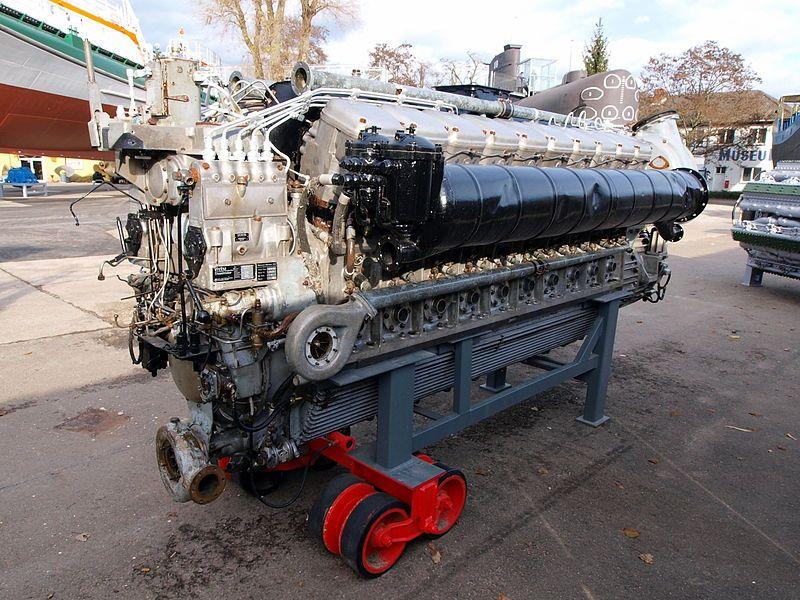 Maybach Engineering, Diesel engine, Mercedes benz trucks