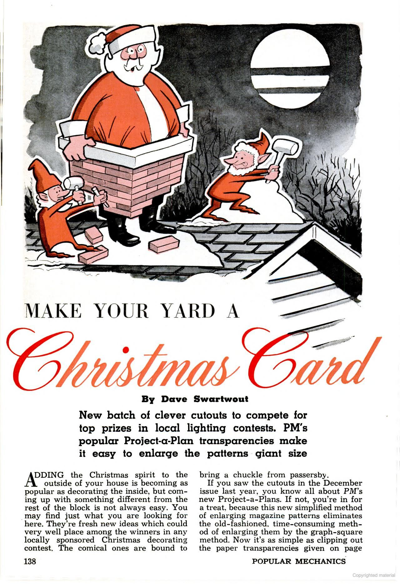 Popular Mechanics Christmas ideas Pinterest
