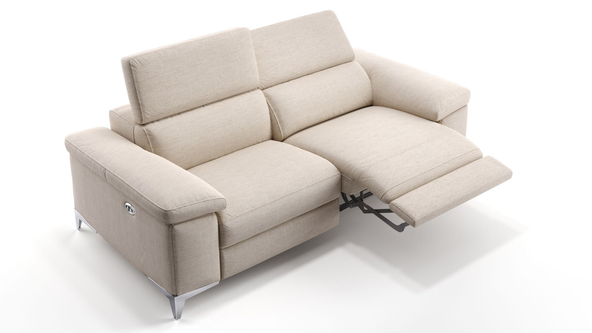 Venosa Stoff Garnitur Sofa Mit Relaxfunktion Sofa Stoff Sofa