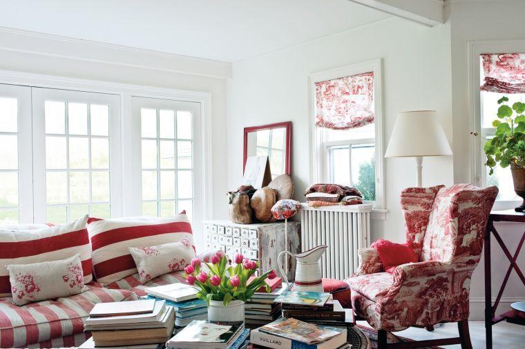 Déco maison de campagne : inspirations de style anglais | Décoration ...