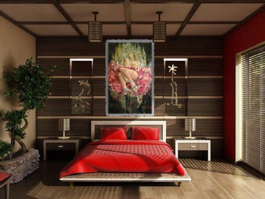 Asiatisches Schlafzimmer ~ Asiatische deko einrichtungsideen schlafzimmer aisatische möbel