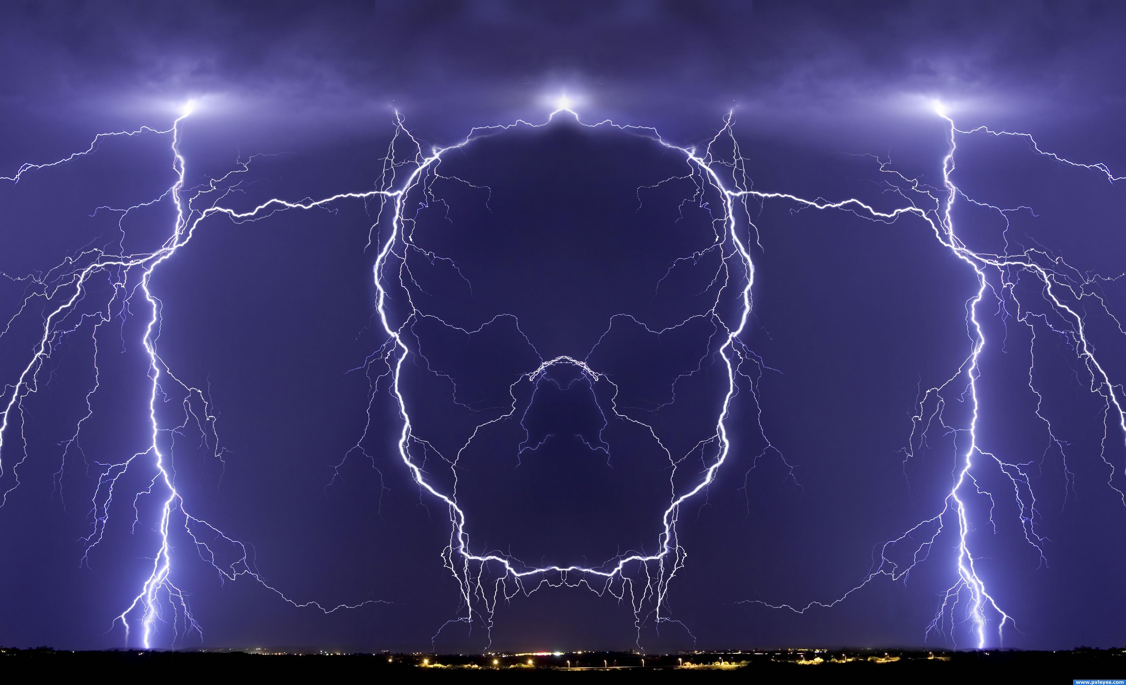 lightening--is this real am I the only one that see a skull & lightening--is this real am I the only one that see a skull in ... azcodes.com