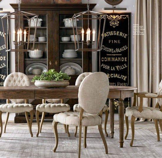 Salas de jantar de dar inveja! Casinha Colorida-Simone My blog - salas vintage