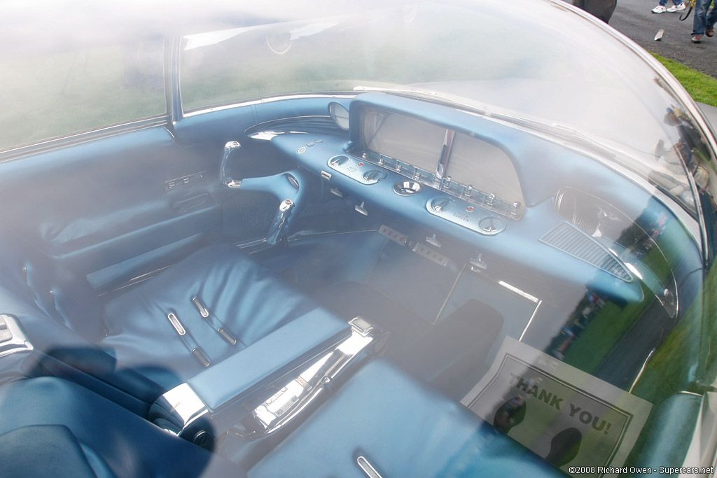 Firebird II interior