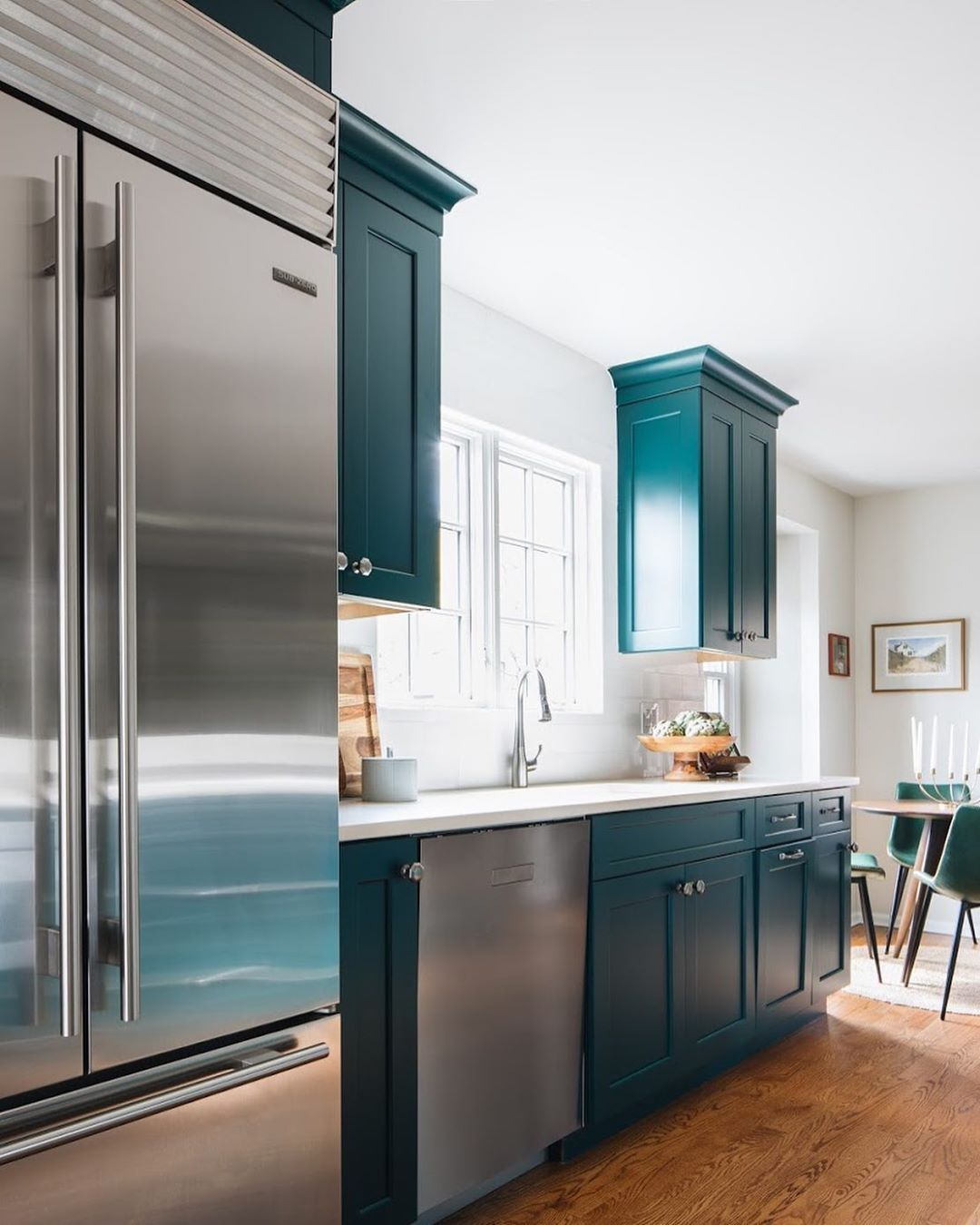 18 Green Kitchen Cabinet Ideas We Can T Get Enough Of In 2020 Green Kitchen Cabinets Green Kitchen Green Cabinets