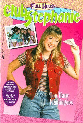 Full House Cast Ages : house, Amazon.com:, 12-17,, House, Stephanie, Eisenberg, House,, Funny,