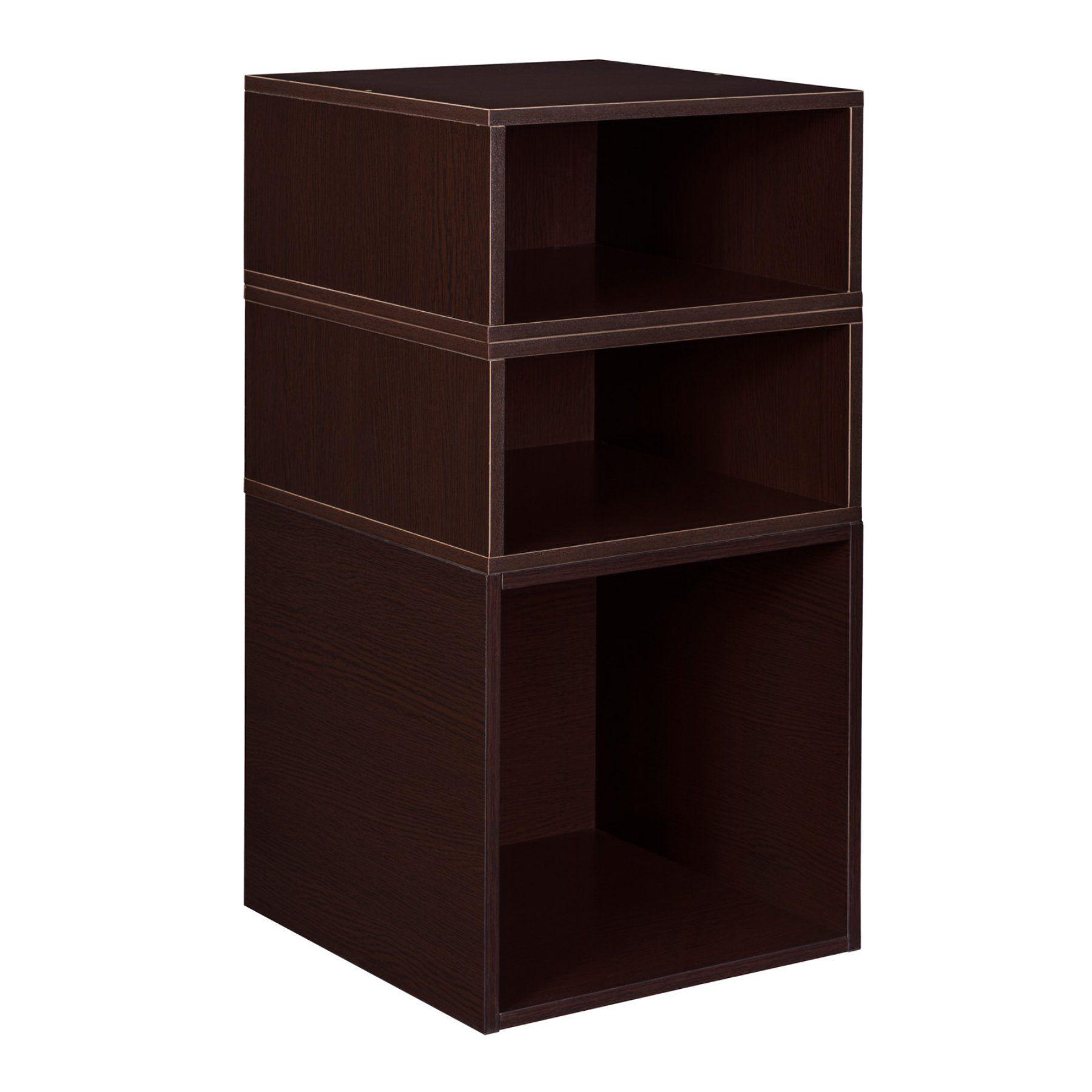 Regency Niche Cubo Modular Storage Shelf With Optional 1 Full