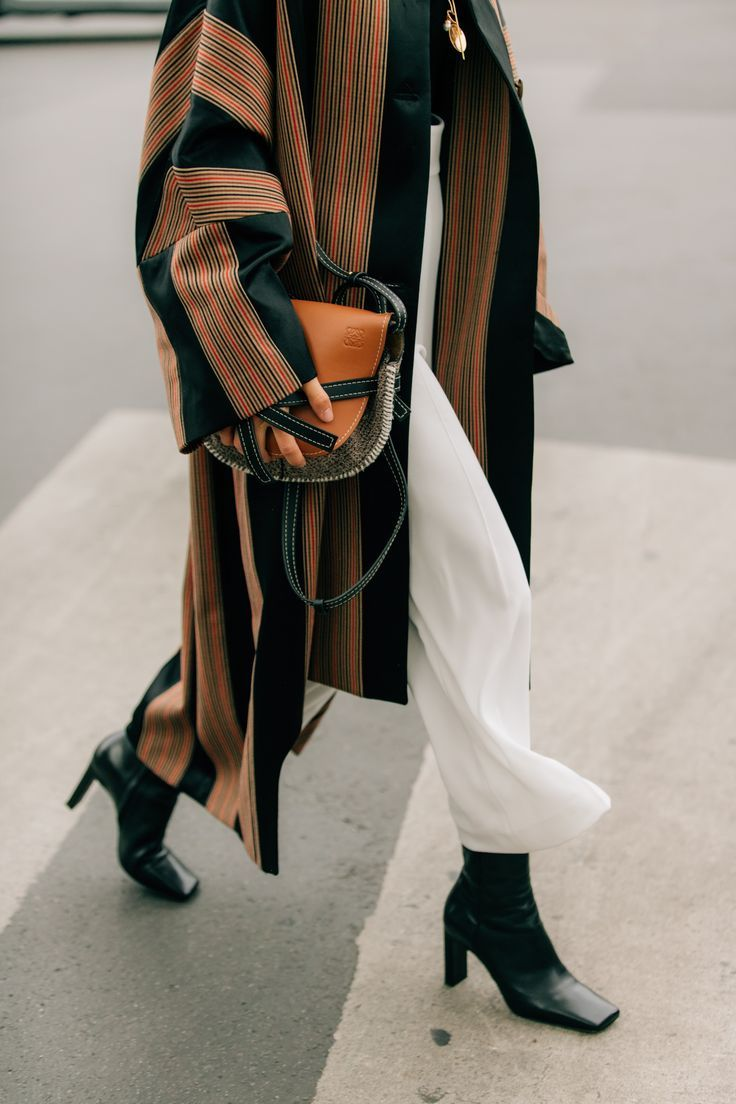Photo of Loewe's 'Gate' shoulder bag first made its debut on the brand's Spring '18 runwa…