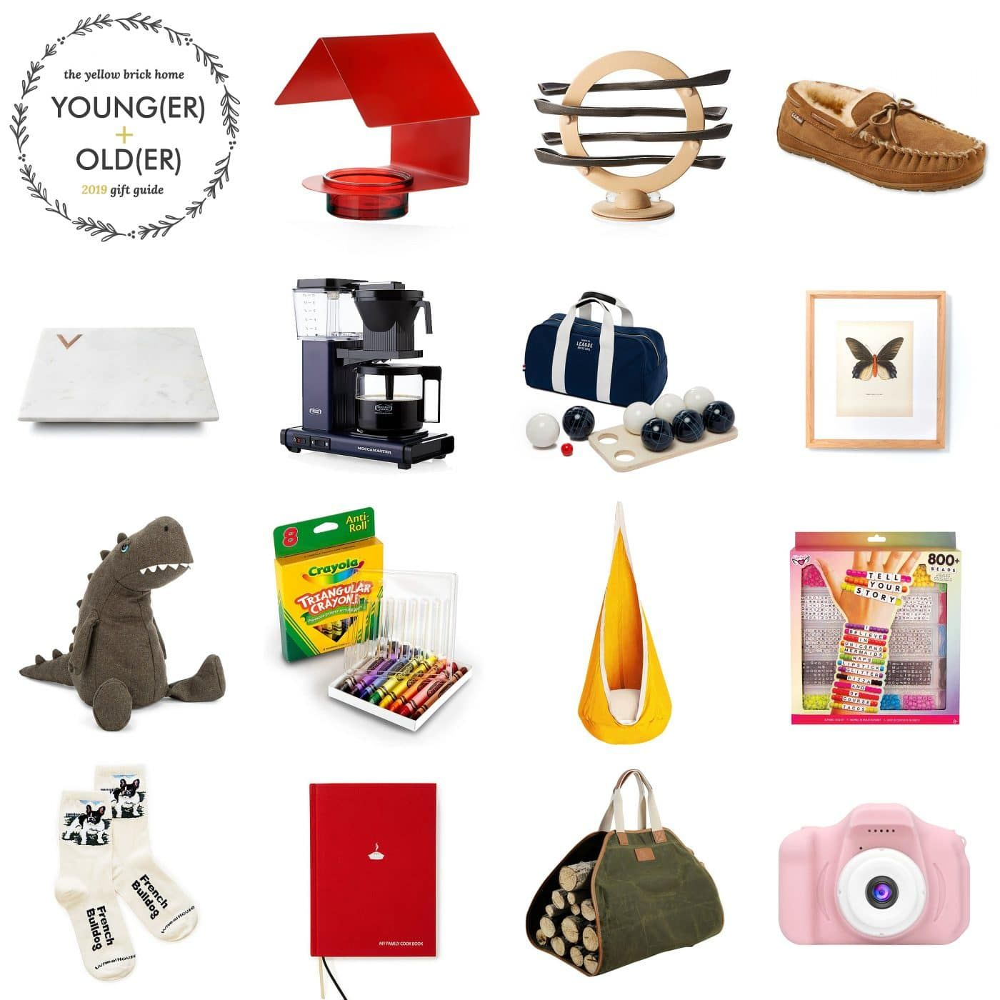For Young(er) + Old(er): The YBH 2019 Gift Guide #bestgiftsforgrandparents