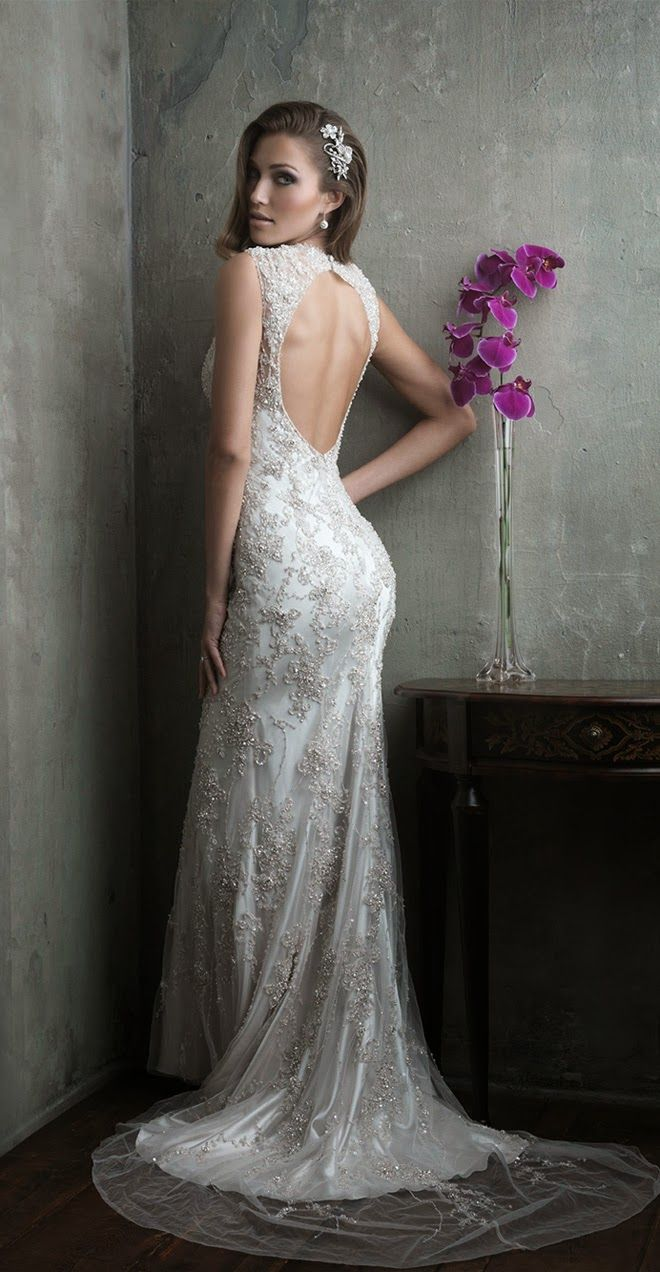 Allure Couture Fall 2014 Bridal Collection - Belle the Magazine . The Wedding Blog For The Sophisticated Bride