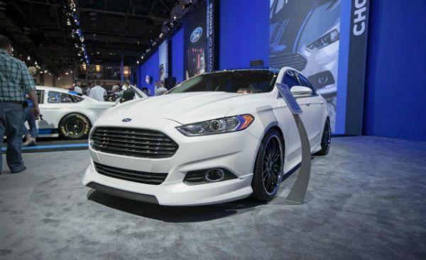 2016 Ford Fusion Sport Ford Fusion Fusion Sport Ford Mondeo