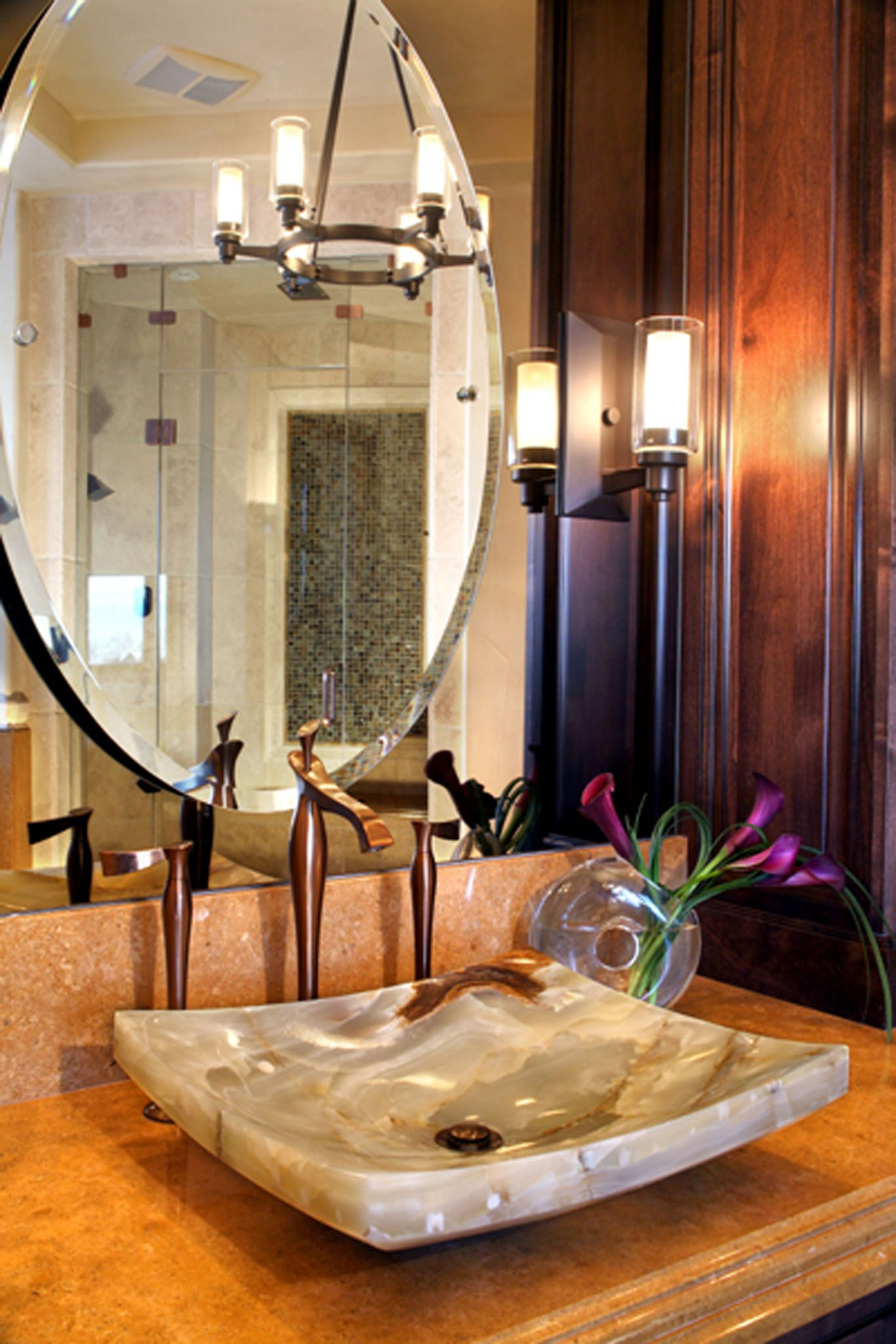 Gallery kitchen and bath projects u stone forest vessels and