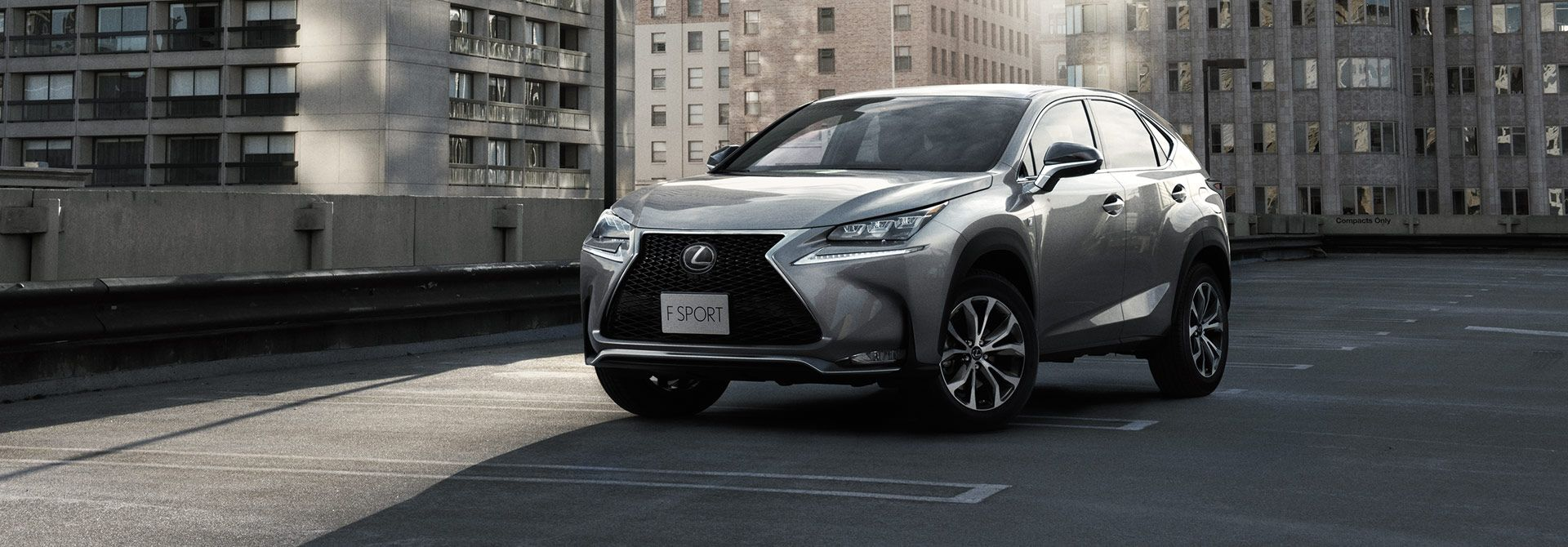 2015 NX 200t with F SPORT Series 1 in Atomic Silver
