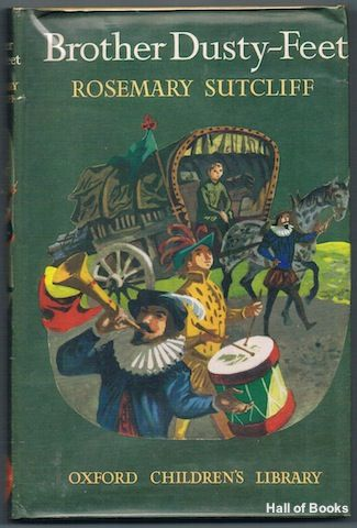 Eminent writer of historical fiction and children's literature Rosemary Sutcliff's story about travelling players in Elizabethan times.