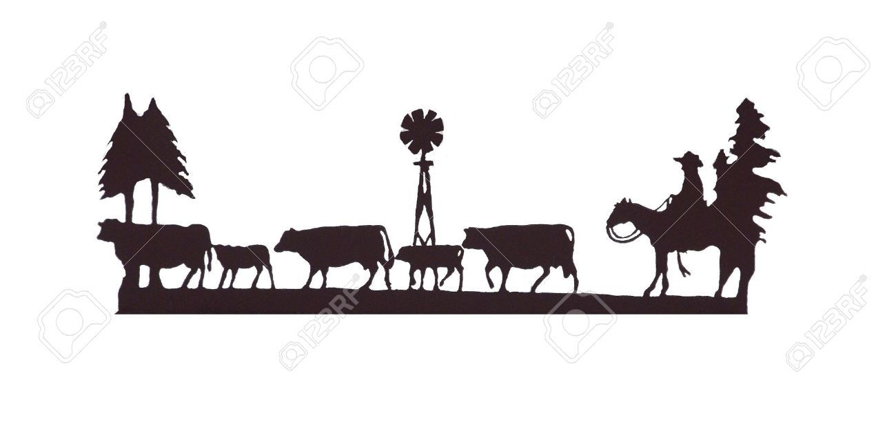 Cattle Ranch Stock Photos, Pictures, Royalty Free Cattle Ranch ...