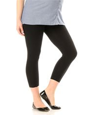 These leggings are so comfortable and amazing.  I even wear them when I'm not pregnant $19.98 #JerseyKnitLove