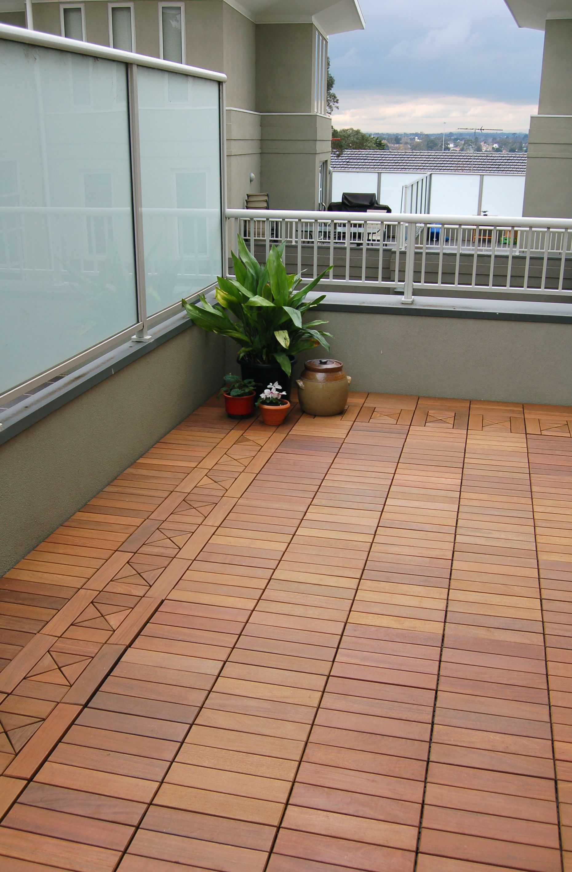 Swiftdeck Colorado And Sierra Ipe Wood Tiles