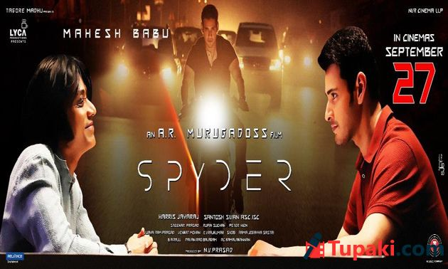 Spyder South Movie In Hindi Download Spyder South Indian Movie In