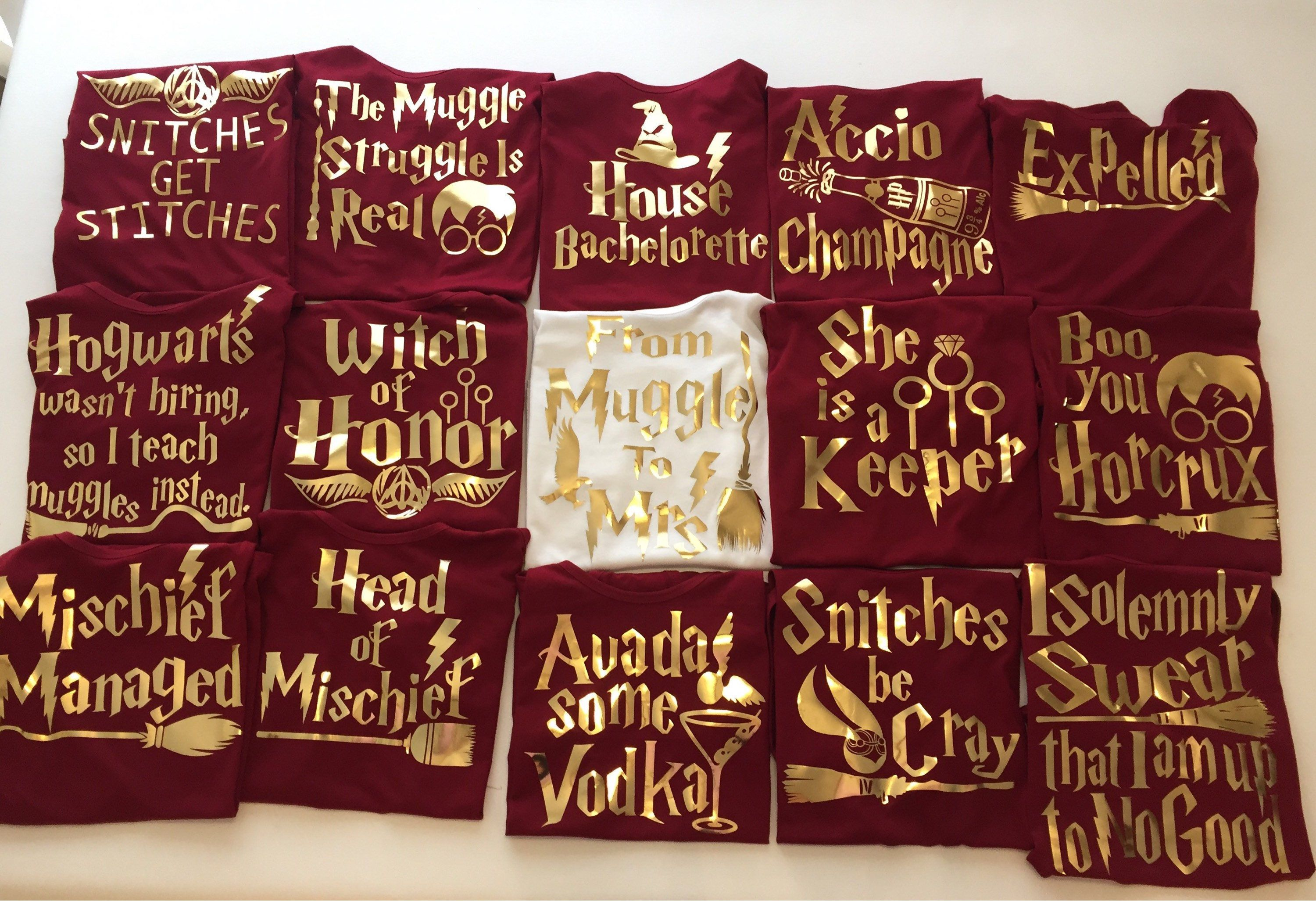 From Muggle to mrs, Bachelorette Party tank tops, Bride tribe Shirts ...
