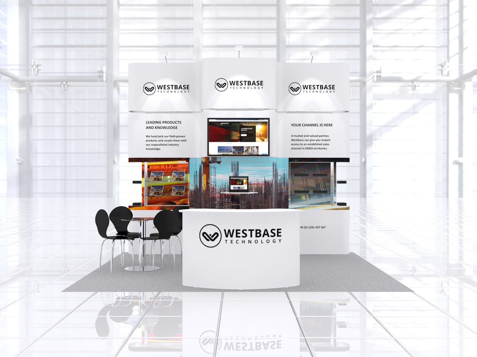 Exhibition stand design | Exhibition stand design, Stand design and ...