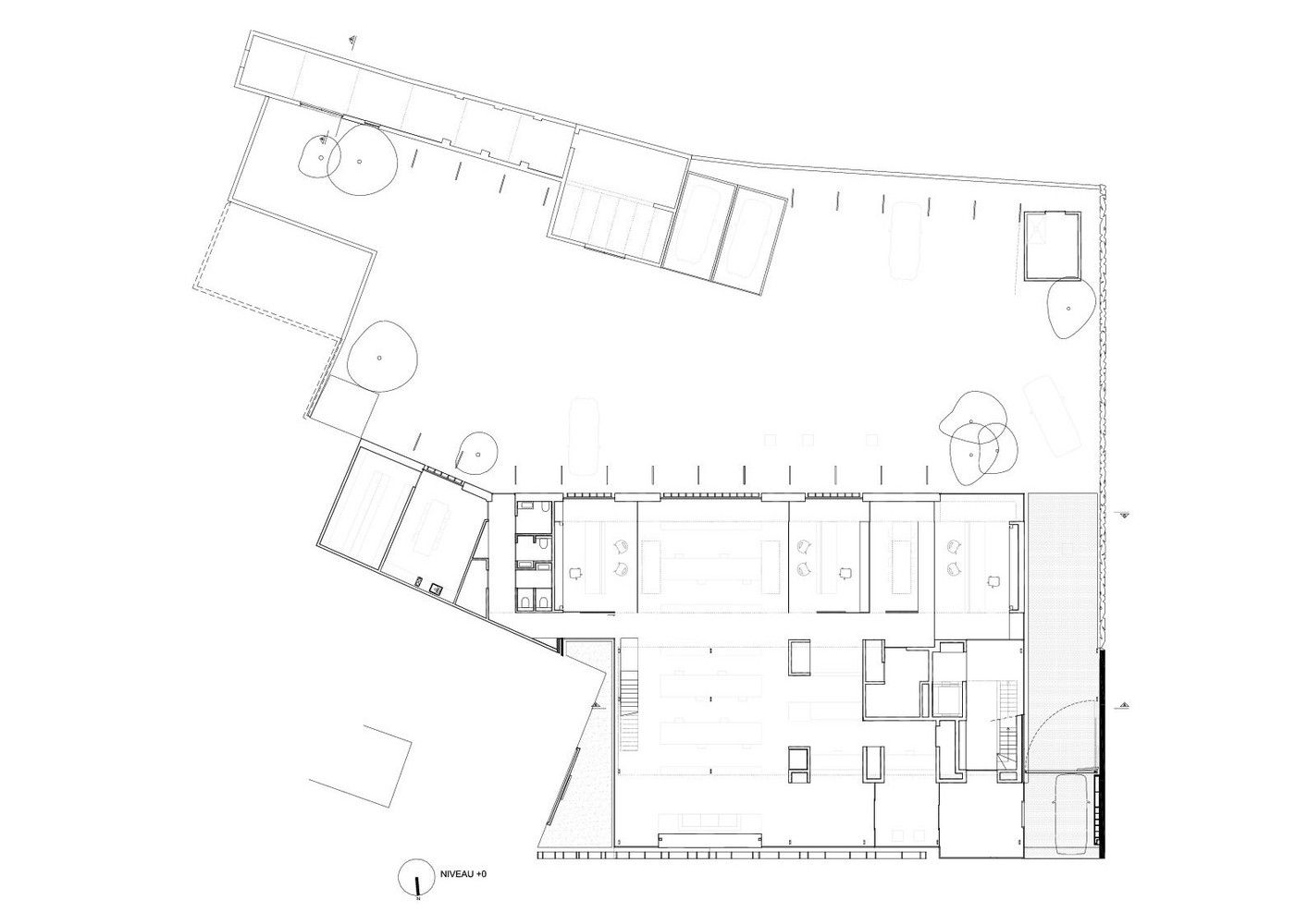 Gallery Of Office Solvas Graux Amp Baeyens Architecten
