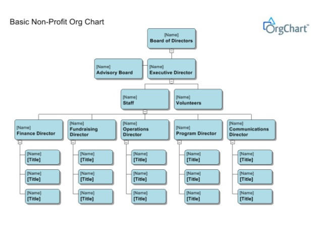 Nonprofit Organization Structure Google Search Org Chart Non Profit Board Of Directors