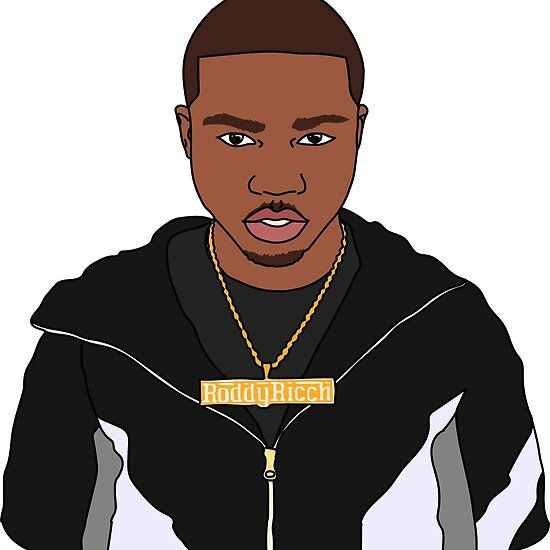 Roddy Ricch Wallpaper: Roddy Ricch Artwork For Any Ages