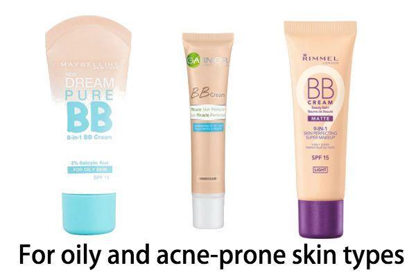 bb cream for sensitive acne prone skin