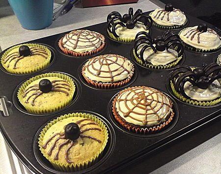 halloween muffins by mybestgermanrecipescom