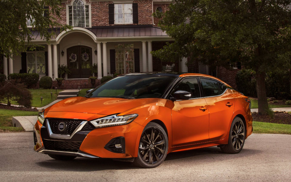 2020 Nissan Maxima Priced Higher As Safety Suite