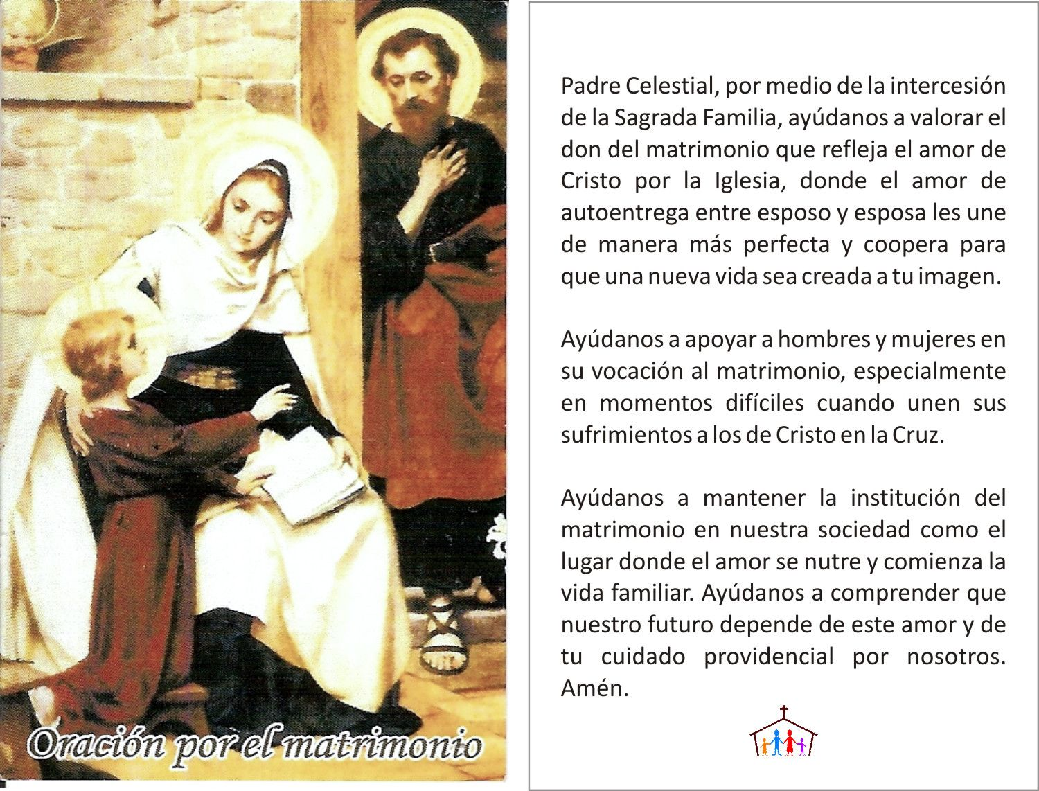 oracion de los matrimonios - Norton Safe Search