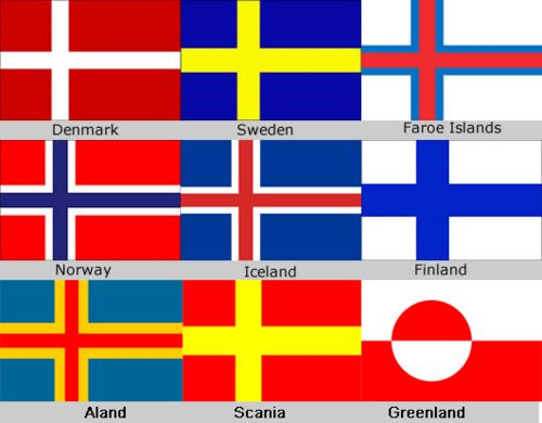 Pin By Kristy Munroe On Untitled How Does It Feel Flag European Flags Scandinavian