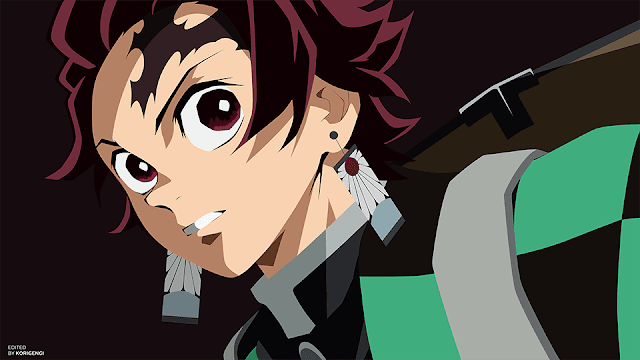 Kamado Tanjiro Kimetsu No Yaiba Wallpaper Anime Anime Wallpaper Awesome Anime