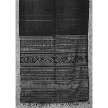 Shan Weft Ikat Cloth V A Museum Ikat Albert Museum