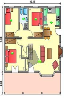 Planos Casas de Madera Prefabricadas: Casas prefabricadas planos y modelos