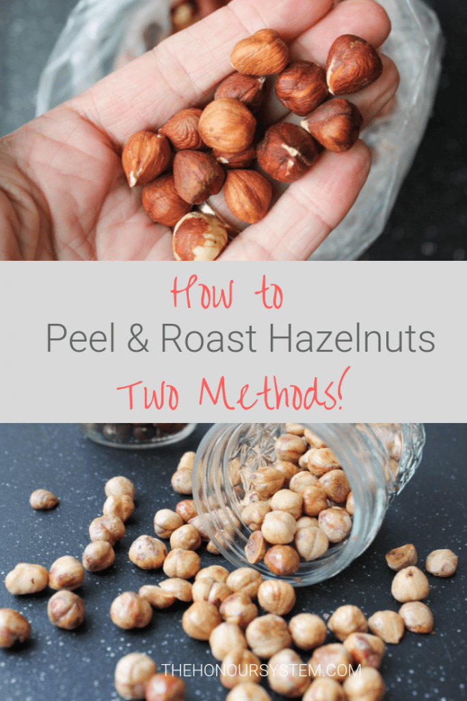 Learning How To Peel Roast Hazelnuts Using One Of These Two Methods One From Julia Child Hazelnut Recipes How To Roast Hazelnuts Best Gluten Free Desserts