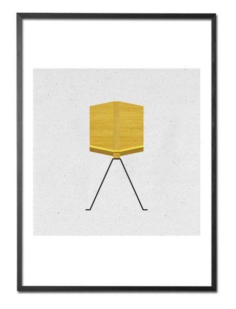 Collage par Léonard Kadid - Piraeus chair