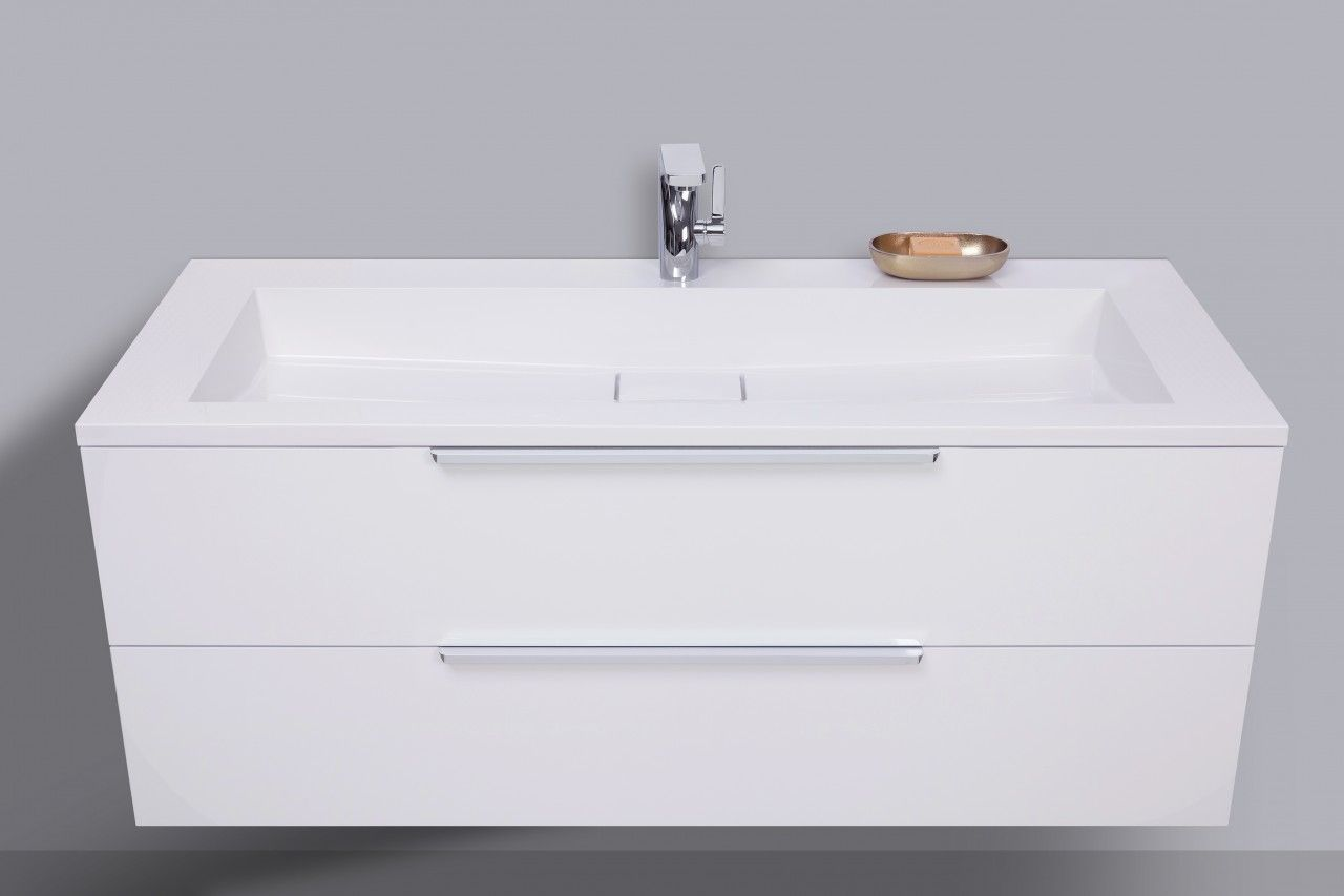 Badezimmermöbel Unterschrank ~ Waschtisch mit unterschrank badmöbel set cm evermite
