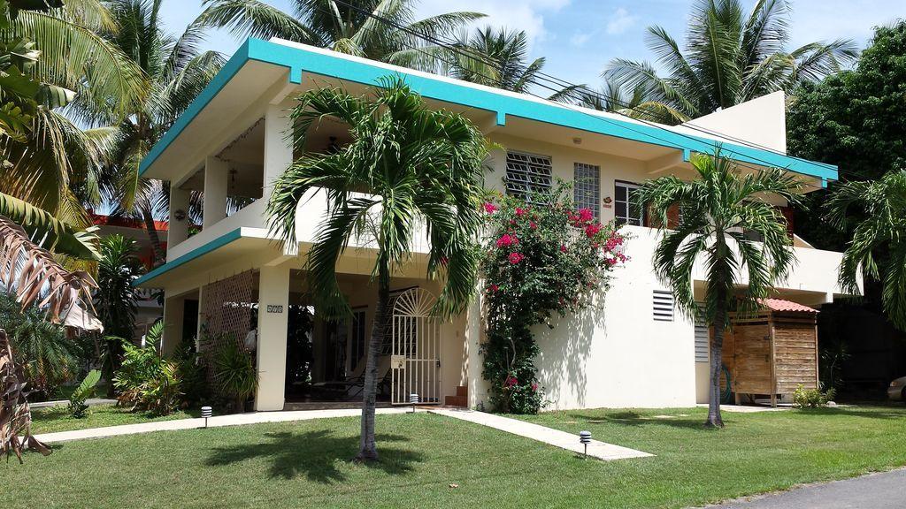 Beach House Rincon Puerto Rico Casa Palmas Welcome To