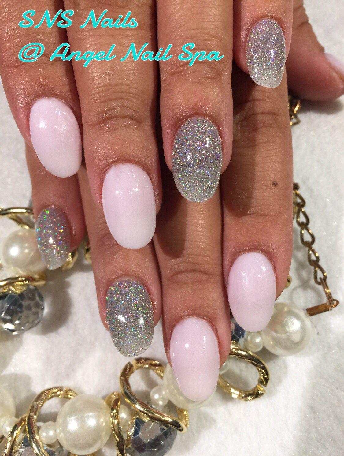 SNS nails (dipping powders ) . | Nail ideas | Pinterest | Sns nails ...