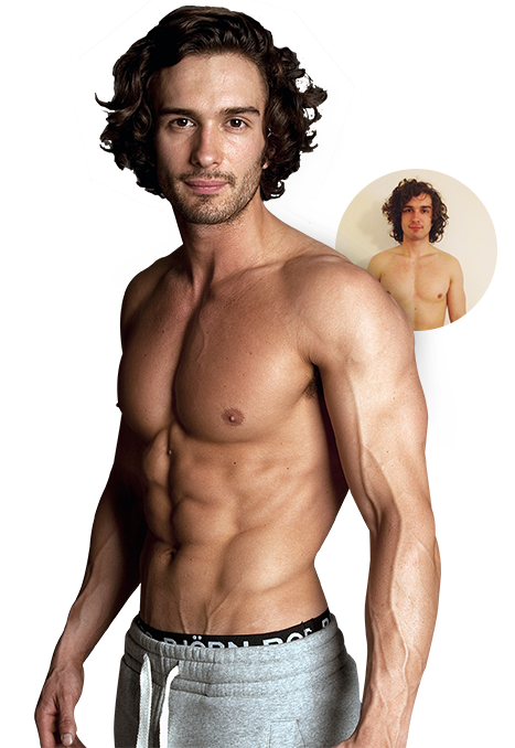 The Body Coach - 90 day SSS transformation! #Leanin15