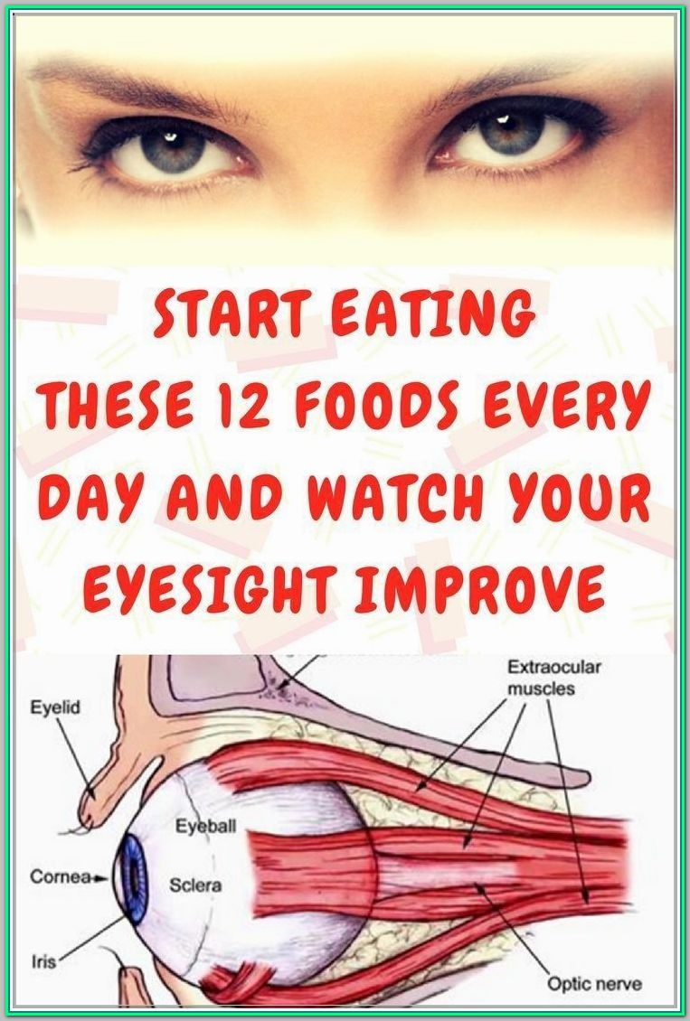 Pin on Improve Eyesight Food